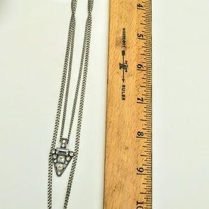 Chloe + Isabel Jewelry - Chloe and Isabel rhinestone pregnant necklace